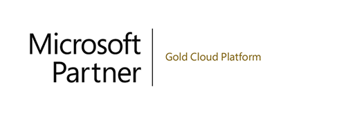 Microsoft Gold Cloud Platform competency logo