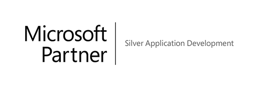 Microsoft Silver Application Development competency logo