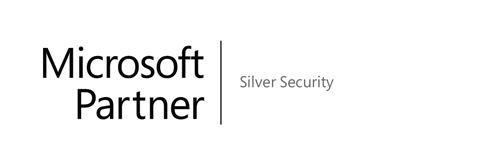 Microsoft Silver Security partner logo